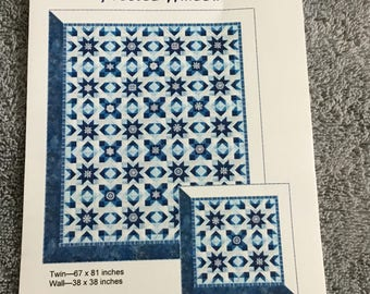 FROSTED WINDOW - Quilt Pattern Only