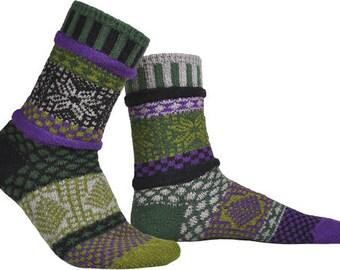 Solmate Socks - Balsam Crew