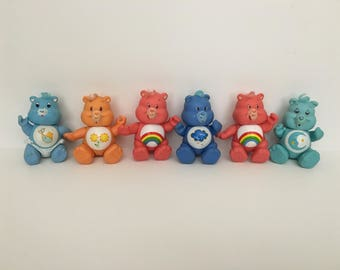 Care Bears, Vintage 1980s Toys, Pick Your Favorite! FREE SHIPPING!