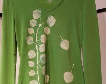 Aspen Leaf Shirt