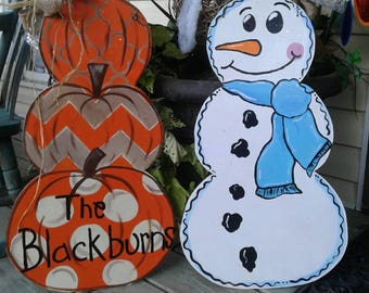 Hillbilly Handcrafted Door Hangers And Art By