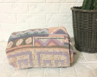 VIntage Blanket Pastel