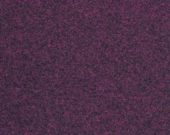 Maharam Upholstery Fabric Kvadrat Divina Melange 671 Wool 4.125 yds Purple 460830–671 (NW)