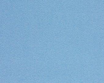 Maharam Upholstery Fabric Kvadrat Divina 836 Wool 1 yard Blue 460730–836 (BF)