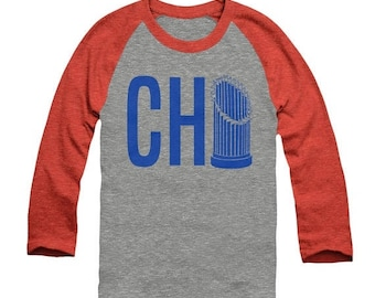4th of July SALE Chicago Cubs Shirt - Chicago Baseball - Chicago Shirt - Unisex Sizing - Vintage Print - North Side - 3 color options - Ragl