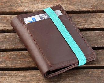 Mens Wallets, Gifts for Father's Day, Leather Wallet, Gift for Men, Leather Wallet