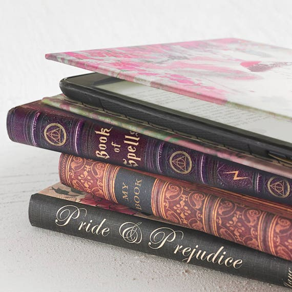 Old Book Kindle Case : Kindle cover book range by klevercase