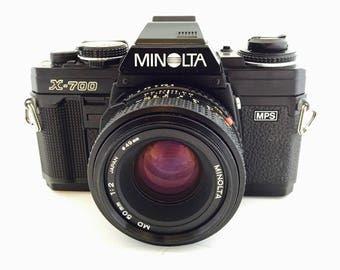 Minolta X-700 w/50mm f2