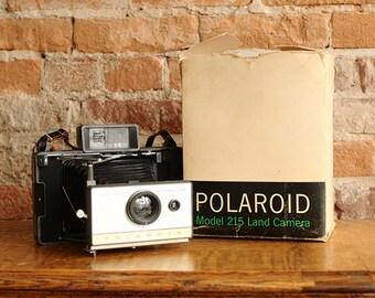 Polaroid 215 Camera