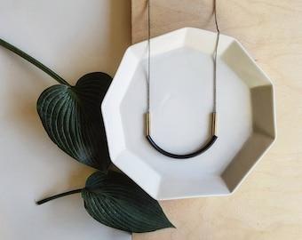 Odette Necklace   Black