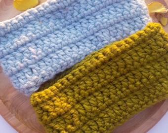 Crocheted Headband's