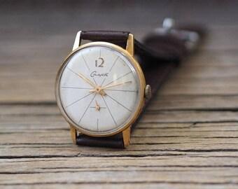 15% off Rare Men's Watch RAKETA /Start/ (Ussr)- 1960's