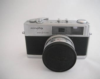 Minolta Hi-Matic 9 Automatic Range Finder Camera With Electric Eye