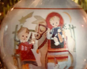 Dollar Shipping! Schmid 1976 Ornament