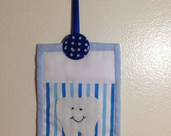 Tooth Fairy Pouch - James
