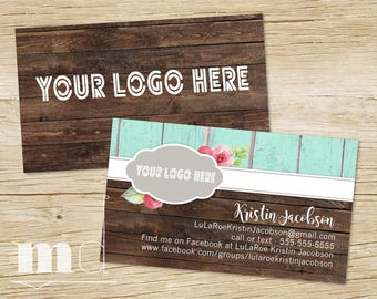 business card rustic wood custom lula business card best small business marketing roe