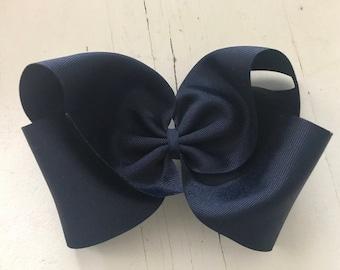 "XL (7"" wide) Boutique Bow"