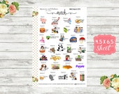 Celebrate March 2019 - Planner Stickers - National Holiday Stickers - Special Days Stickers - Wacky Holiday Sticker - Holiday Sticker - WH03