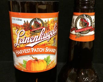 Harvest Patch Shandy by Leinenkugels scented candle - made to order