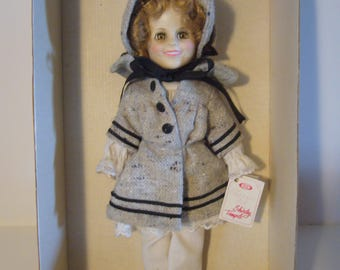 """Ideal Shirley Temple Doll - Dimples Doll By Ideal Toys - 12"""" Shirley Temple Doll"""