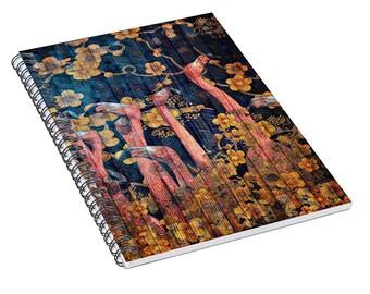 ENRICH- spiral notebook, journal