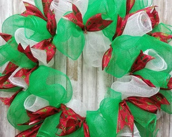 Oh Christmas tree wreath