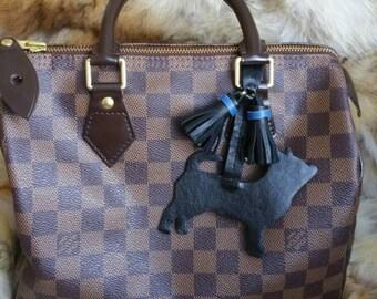 Chihuahua  bag charm