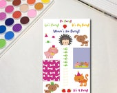 Pet Party Planner Sticker...