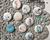 "3 buttons 1 ""Seaside Bundle"