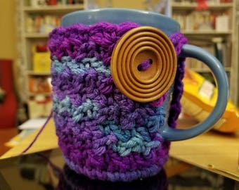 Tea/Coffee Cozies and Sleeves - Made to Order