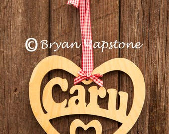Caru (Love) heart