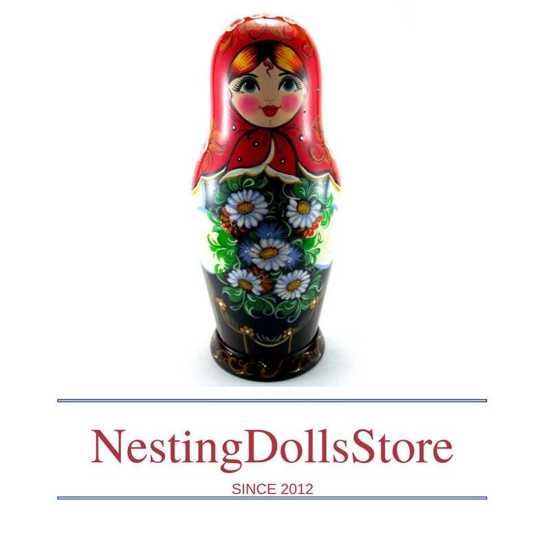 NestingDollsStore - Nesting Dolls Russian Matryoshka Traditional Babushka