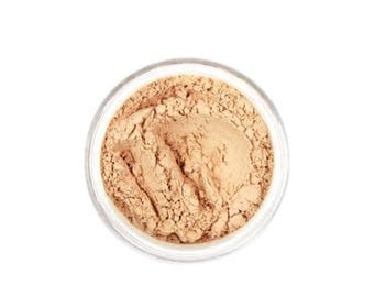 SALE All Natural Makeup - Fair/Light Mineral Foundation - Natural Foundation - Balsalm