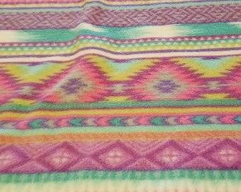 purple toddlers blanket