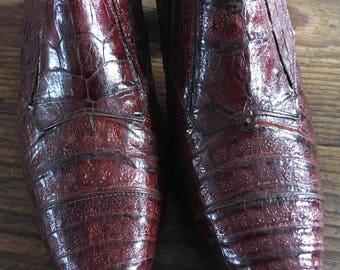 Vintage brown Maraolo shoes