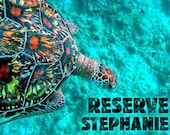 Reserved for Stéphanie
