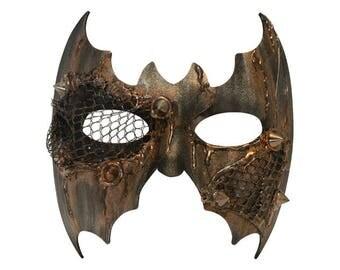 Cremator Masquerade Mask A-2709