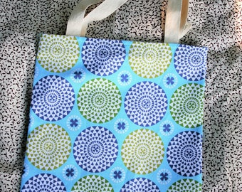Tall Tote Market Project Book Bag