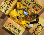 Box of SUNSHINE LARGE Care Package