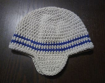 Made to Order: Crochet Earflap Hat - all sizes