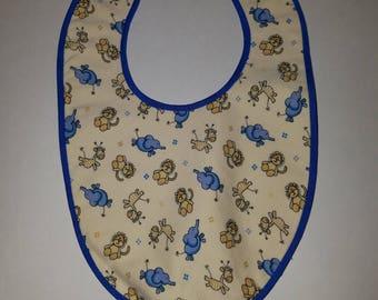 0-9 months handmade baby bibs