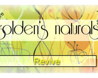 Revive - 10ml - Essential Oil Blend - Bath & Beauty, all natural 100% pure essential and frangrance oils