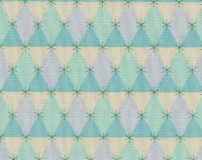 Pre-Sale- Prism in Aqua -Flutter -Melody Miller for Cotton + Steel