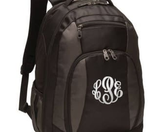 Personalized Backpack Perfect For Teens  Holds  A Laptop, Monogrammed Backpack, Back To School Backpack,