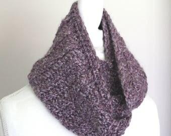 Infinity Scarf-Purple