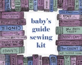 Baby's Guide Sewing Kit
