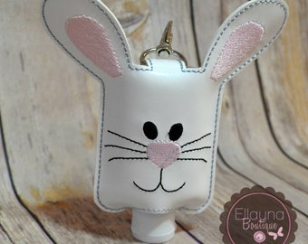 Hand Sanitizer Holder - Bunny