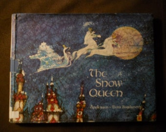 The Snow Queen by Hans Christian Anderson 1968