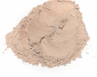 NUDE CREAM Soft Shimmer Mineral Foundation - Natural Mineral Makeup Vegan Gluten free