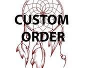LILBLKRAINCLOUD9 - Custom Order